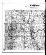 Mequon, Grafton - Left, Washington and Ozaukee Counties 1892